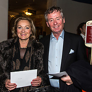 NLD/Amsterdam/20150202 - Willeke Alberti 70 jaar, Harry van Hoof en partner Els