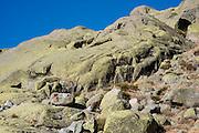 Stones in Sierra de Gredos (Spain)