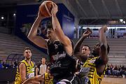 Andrea Michelori<br /> Ambalt Recanati - Virtus Segafredo Bologna<br /> Campionato Basket A2 LNP 2016/2017<br /> Ancona, 03/12/2016<br /> Foto Ciamillo-Castoria