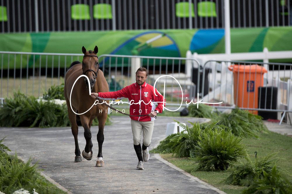 Valdez Prado Alonso, PER, Chief<br /> Olympic Games Rio 2016<br /> © Hippo Foto - Dirk Caremans<br /> 12/08/16