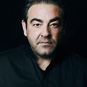 Portrait, Juan Amador, Koch, Chef, Restaurant Amador, Austria