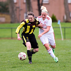 Hutchison Vale v Aberdeen | Scottish Women's Premier League Cup | 11 March 2012