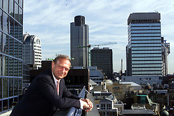 HSBC Results. Keith Whitson CEO, July 31, 2000. Photo by Andrew Parsons.