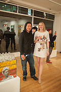 PALPOOM SILAPHAN; MELISSA DIGBY-BELL, Pakpoom Silaphan 'Empire State' Opening Reception, Scream. Eastcastle St. London. 21 February 2013