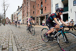 Lisa Klein (GER) at Healthy Ageing Tour 2018 - Stage 5, a 94.3 km road race in Groningen on April 8, 2018. Photo by Sean Robinson/Velofocus.com
