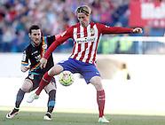 Atletico Madrid v Rayo Vallecano 300416