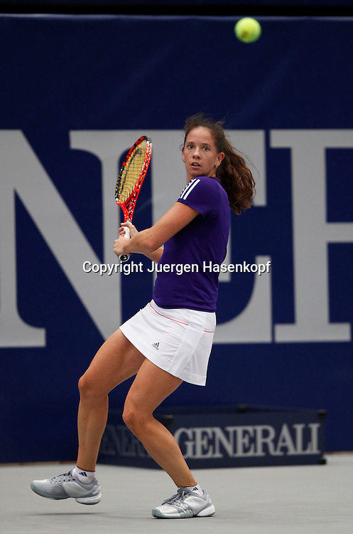 Generali Ladies Linz Open 2010,WTA Tour, Damen.Hallen Tennis Turnier in Linz, Oesterreich,.Patty Schnyder (SUI),
