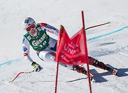 12.01.2013, Karl Schranz Abfahrt, St. Anton, AUT, FIS Weltcup Ski Alpin, Abfahrt, Damen im Bild Tina Weirather (LIE) // Tina Weirather of Lichtenstein in action during ladies Downhill of the FIS Ski Alpine World Cup at the Karl Schranz course, St. Anton, Austria on 2013/01/12. EXPA Pictures © 2013, PhotoCredit: EXPA/ Johann Groder
