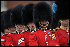 MAR 17 2013 Irish Guards' St Patrick's Day Parade]