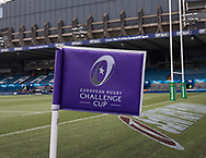 A general view of Cardiff Arms Park, home of Cardiff Blues<br /> <br /> Photographer Simon King/Replay Images<br /> <br /> European Rugby Challenge Cup - Semi Final - Cardiff Blues v Pau - Saturday 21st April 2018 - Cardiff Arms Park - Cardiff<br /> <br /> World Copyright &copy; Replay Images . All rights reserved. info@replayimages.co.uk - http://replayimages.co.uk