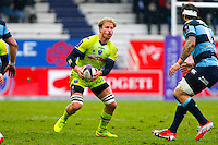 Henry VANDERGLAS - 24.01.2015 -  Grenoble / Blues Cardiff - European Champions Cup <br /> Photo : Jack Robert / Icon Sport