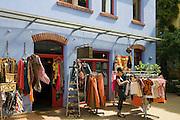 Dresden Neustadt, Boutique in der Kunsthof Passage, Dresden, Sachsen, Deutschland.|.Dresden, Germany,  Dresden Neustadt, boutique in Kunsthof passage