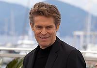 Actor Willem Dafoe at Tommaso film photo call at the 72nd Cannes Film Festival, Monday 20th May 2019, Cannes, France. Photo credit: Doreen Kennedy