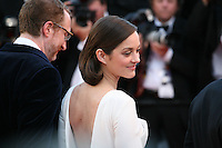 James Gray, Marion Cotillard at The Immigrant film gala screening at the Cannes Film Festival Friday 24th May May 2013