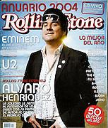 """Alvaro Henriquez, uno de los musicos chilenos más destacados de los últimos años, integrante de la banda """"Los Tres"""" y """"Pettinellis"""". Rolling Stone Chile"""