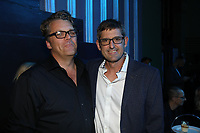 Stuart Worden and Louis Theroux
