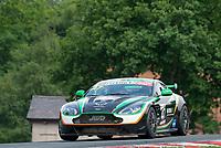 Jake Giddings (GBR) / Kieran Griffin (GBR)  #47 JW Bird Motorsport  Aston Martin V8 Vantage GT4  Aston Martin 4.7L V8 British GT Championship at Oulton Park, Little Budworth, Cheshire, United Kingdom. May 28 2016. World Copyright Peter Taylor/PSP.