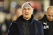 Barnsley FC Manager Gerhard Struber before the EFL Sky Bet Championship match between Barnsley and Preston North End at Oakwell, Barnsley, England on 21 January 2020.