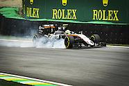 Brazil- Brazil Grand Prix Practice - 12 Nov 2016