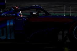 February 18, 2019 - Barcelona, Spain - KVYAT Daniil (rus), Scuderia Toro Rosso Honda STR14, action during Formula 1 winter tests from February 18 to 21, 2019 at Barcelona, Spain - : FIA Formula One World Championship 2019, Test in Barcelona, (Credit Image: © Hoch Zwei via ZUMA Wire)