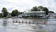 Henley on Thames. United Kingdom.  Radley College go through their paces on Monday,  27/06/2016,   16:10:48   2016 Henley Royal Regatta, Henley Reach.   [Mandatory Credit Peter Spurrier/ Intersport Images]
