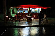 A food stall in Salta, Argentina