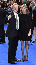 Brad Bird and gyest attend Disney's Tomorrowland -  A World Beyond UK film premiere at Odeon Cinema, Leicester Square, London on Sunday May 17, 2015