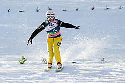 Davide Bresadola of Italy during Flying Hill Individual at 2nd day of FIS Ski Jumping World Cup Finals Planica 2012, on March 16, 2012, Planica, Slovenia. (Photo by Matic Klansek Velej / Sportida.com)