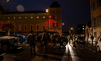 Security has been enhanced this year at the Festival of Lights. <br /> More 200 members of Sentinelle were there for support of the police. <br /> 60% more than normal time  and 20% more than the last year. <br /> Military, policemen, firefighters and gendarmes, in total 1500 were deployed on site.<br /> <br /> <br /> Lyon: l&rsquo;ouverture de la Fete des lumieres sous haute securite<br /> La securite a ete renforcee cette annee lors de la fete des lumieres.