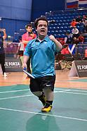 Para-Badminton Ireland 2017