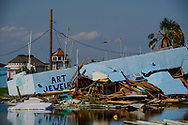 A business damaged by Hurricane Harvey on Thursday, Aug. 31, 2017, in Rockport, Texas. LCMS Communications/Erik M. Lunsford