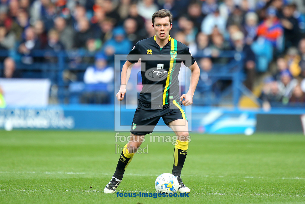 Jonny Howson of Norwich in action during the Sky Bet Championship match at Hillsborough, Sheffield<br /> Picture by Paul Chesterton/Focus Images Ltd +44 7904 640267<br /> 04/03/2017