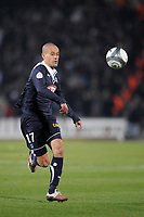 FOOTBALL - FRENCH CHAMPIONSHIP 2009/2010 - L1 - GIRONDINS BORDEAUX v MONTPELLIER HSC - 07/03/2010 - PHOTO JEAN MARIE HERVIO / DPPI - WENDEL (BOR)