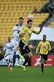 20151011 A League - Wellington Phoenix v Newcastle Jets
