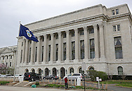 The United States Department of Agriculture at the Jamie L. Whitten Building in Washington, DC on Monday, April 15, 2013.