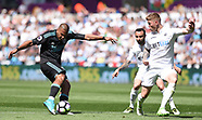 Swansea City v West Bromwich Albion 21st May 2017