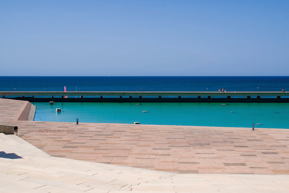 Plaza del Mar El Toyo SV60 Cordon Architect