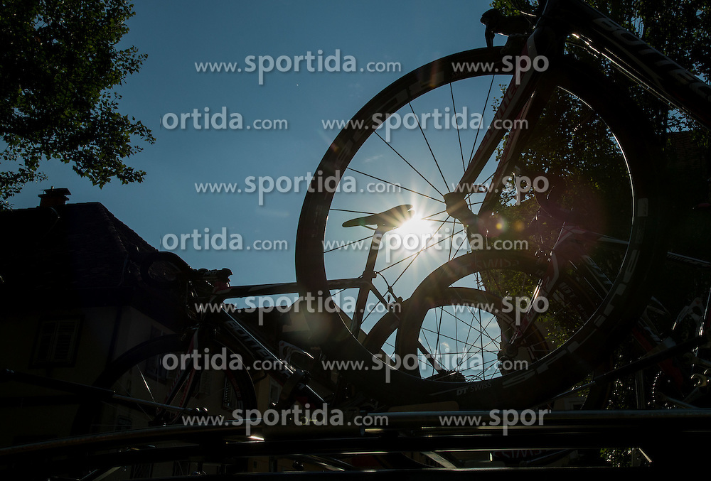 Bike during Stage 1 of 22nd Tour of Slovenia 2015 - Time Trial 8,8 km cycling race in Ljubljana  on June 18, 2015 in Slovenia. Photo by Vid Ponikvar / Sportida