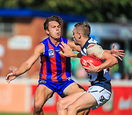 Rd 1 vs Port Melbourne