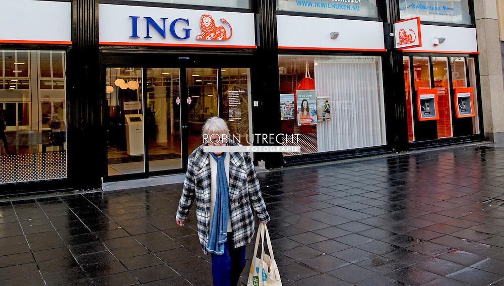rotterdam - een ing bank winkel kantoor copyrigh robn utrecht