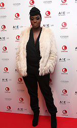 Launch of 'Lifetime'<br /> LAURA MVULA attends the launch of new entertainment channel 'Lifetime' at One Marylebone, London, United Kingdom. Tuesday, 29th October 2013. Picture by  i-Images