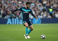 Football - 2016 / 2017 Premier League - West Ham United vs. Middesborough <br /> <br /> Antonio Barragan of Middlesborough at The London Stadium.<br /> <br /> COLORSPORT/DANIEL BEARHAM