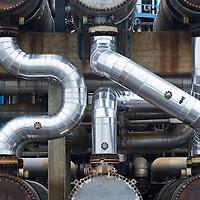 Expansion Cambers Fluid catalytic Craking Unit, Sarpom, Trecate, Italy