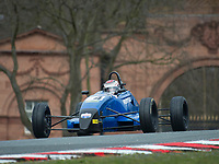 #4 Tom CANNING Van Diemen JL015K  during Avon Tyres Formula Ford 1600 Northern Championship - Post 89  as part of the BRSCC Oulton Park Season Opener at Oulton Park, Little Budworth, Cheshire, United Kingdom. March 24 2018. World Copyright Peter Taylor/PSP.