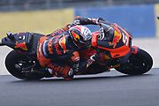 #5 Johann Zarco, French: Red Bull KTM Factory Racing during the MotoGP Grand Prix de France at the Bugatti Circuit at Le Mans, Le Mans, France on 18 May 2019.