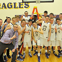 2.22.2013 Midview at Avon Boys Varsity Basketball
