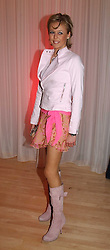 LADY ALEXANDRA SPENCER-CHURCHILL at the annual Laurent Perrier Pink Party held at The Sanderson Hotel, Berners Street, London on 27th April 2005.<br />