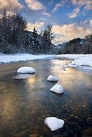 Methow River Washington USA