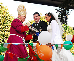 The Royal Wedding was a feature of the Ballinrobe Parade...Pic Conor McKeown