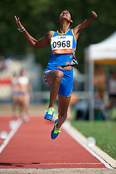LALLWALA PALLIYAG, SRI, Long Jump, T46, 2013 IPC Athletics World Championships, Lyon, France